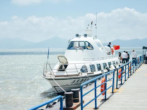 象山石浦檀头山岛旅游景点图片