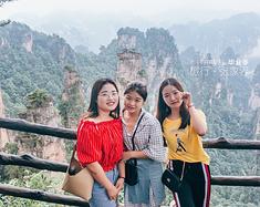 毕业季:张家界国家森林公园、天门山毕业旅游(美图、攻略)