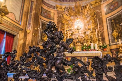 维多利亚圣母堂旅游景点攻略图