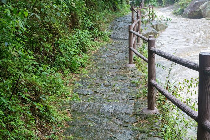 广德灵山大峡谷图片