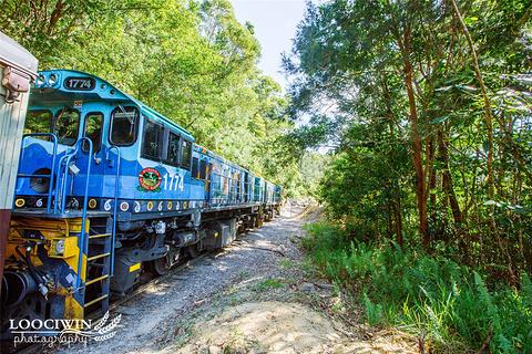 库兰达小火车