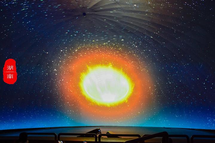 """""""通过非常酷炫的动画形式向大家展示汉墓中所出土帛书上的天文记载,惟妙惟肖,更令人惊异的是,这些占..._马王堆汉墓遗址""""的评论图片"""