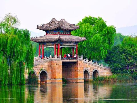 颐和园旅游景点图片
