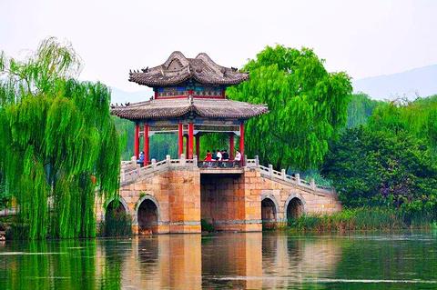 颐和园的图片