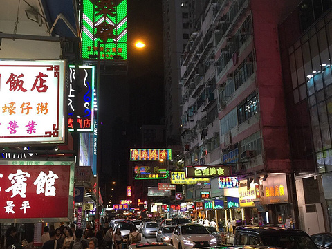庙街旅游景点图片