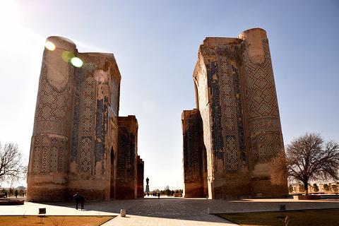 阿克萨莱宫旅游景点攻略图