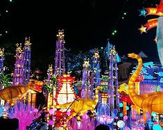 看彩灯、见恐龙、寻盐都、品美食!总有一个是你来四川自贡的理由!