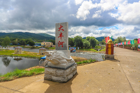 九峰山养心谷旅游景点攻略图