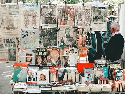 埃尔拉斯特洛跳蚤市场旅游景点图片