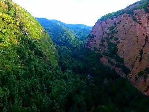 火石寨国家地质(森林)公园旅游景点图片