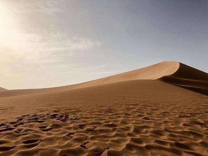 千年莫高窟&大漠风沙里图片