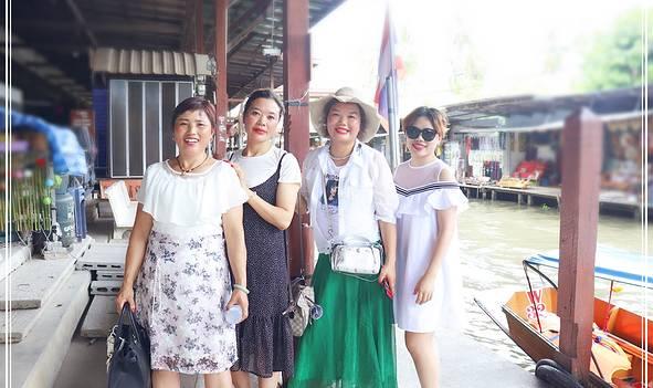 《旅行  靓位姑姑,麻麻,和我的第一次泰国苏梅岛行》