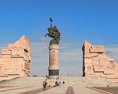 冷兵器时代 看中国史上最大疆域版图是怎样炼成的(含超大景区成吉思汗陵旅游攻略)