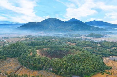 腾冲火山地质公园