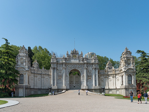多尔玛巴赫切宫旅游景点图片