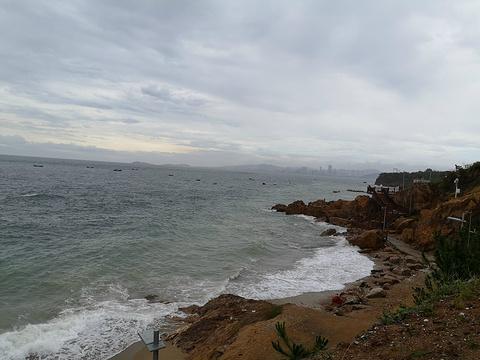滨海路旅游景点图片