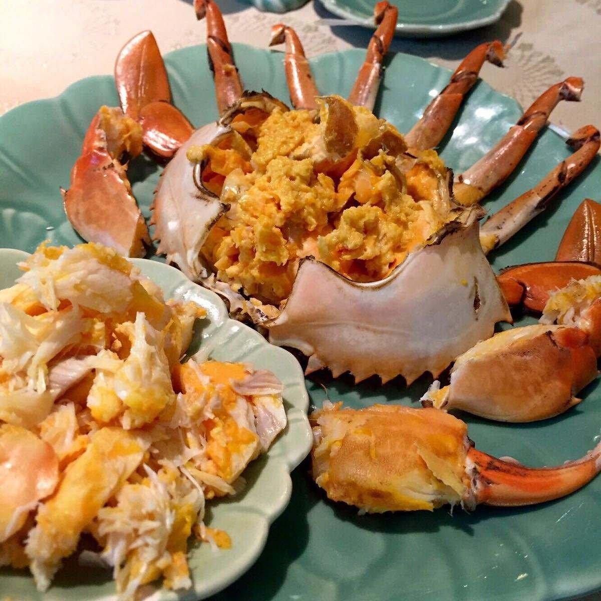 【吃在上海】上海吃蟹地图——与螃蟹有关的美食都不能错过!
