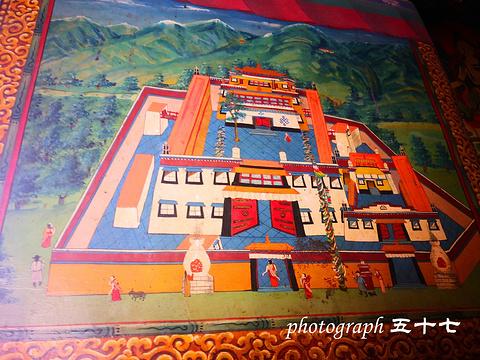 扎基寺旅游景点攻略图
