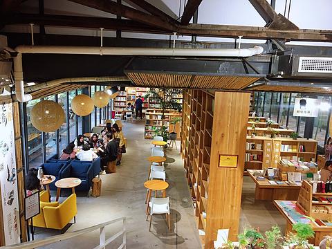 北仓图书馆旅游景点攻略图