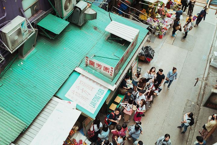 """...-Levels Escalator and Walkway System。推荐指数:★★★★★_中环至半山自动扶梯""的评论图片"