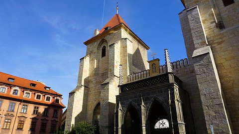 布拉格小城