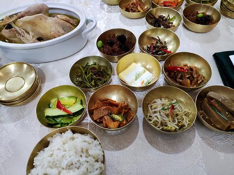 开城铜锅餐旅游景点攻略图