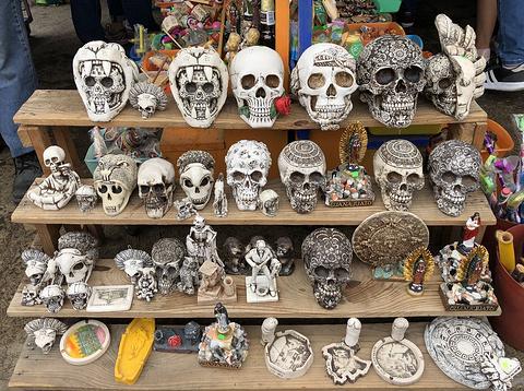 墨西哥木乃伊博物馆