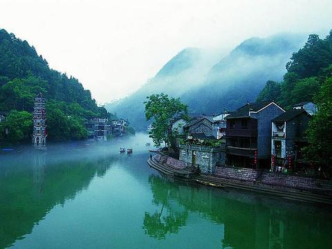 凤凰旅游景点图片