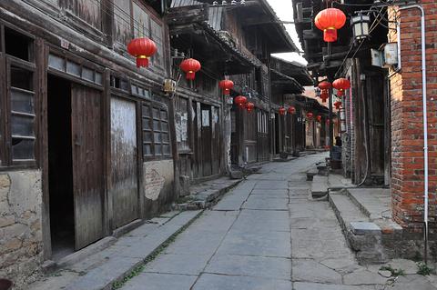 兴坪古镇的图片