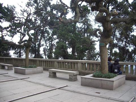钟山风景名胜区旅游景点攻略图