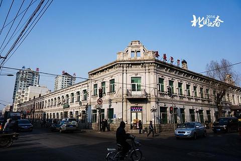 靖宇街旅游景点攻略图