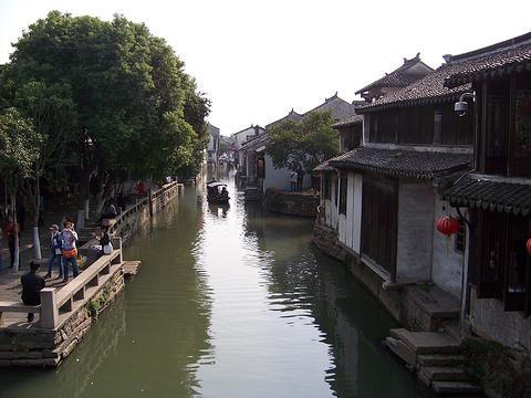 周庄旅游景点图片