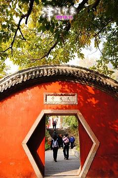 天成寺旅游景点攻略图