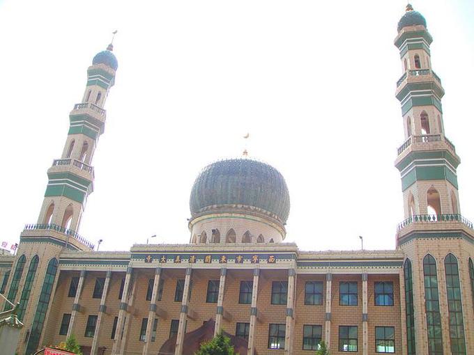 东关大清真寺图片