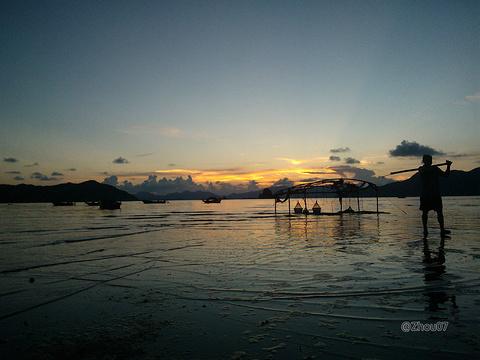 上川岛飞沙滩旅游度假区