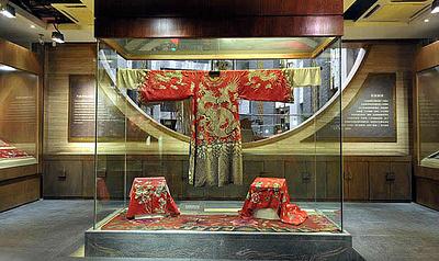 成都蜀锦织绣博物馆