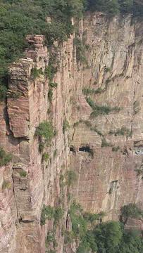 郭亮村旅游景点攻略图