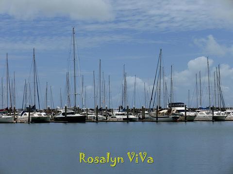 哈密尔顿岛码头旅游景点攻略图