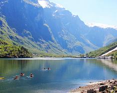 挪威,置于仙境之中