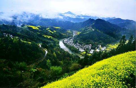 石潭村的图片