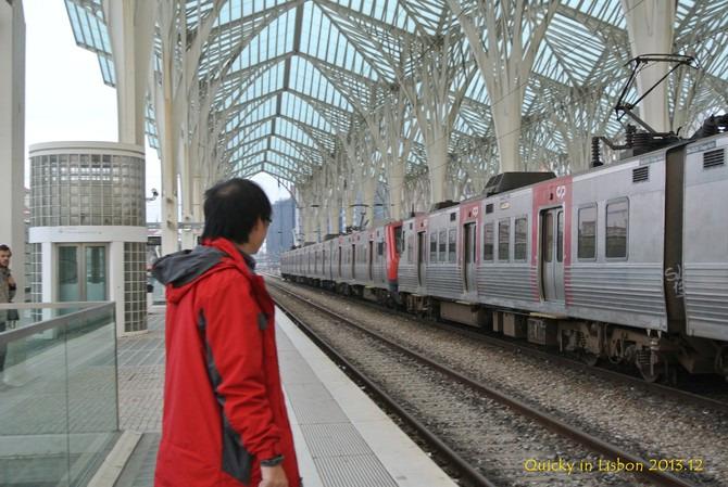Oriente车站图片