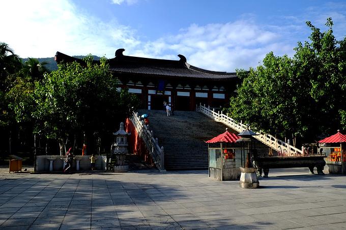 南山寺图片