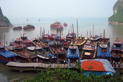 下龙湾旅游景点攻略图