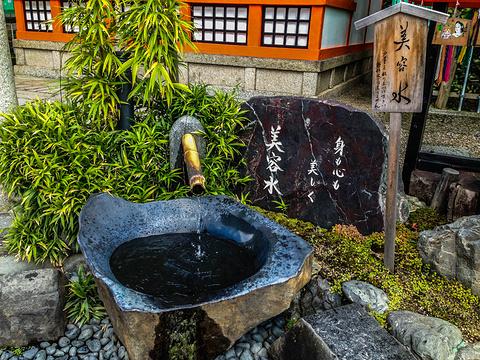 八坂神社旅游景点攻略图