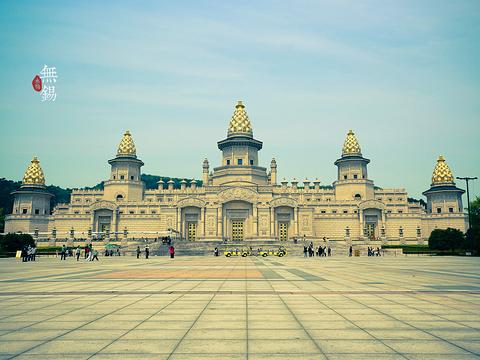 灵山梵宫旅游景点图片