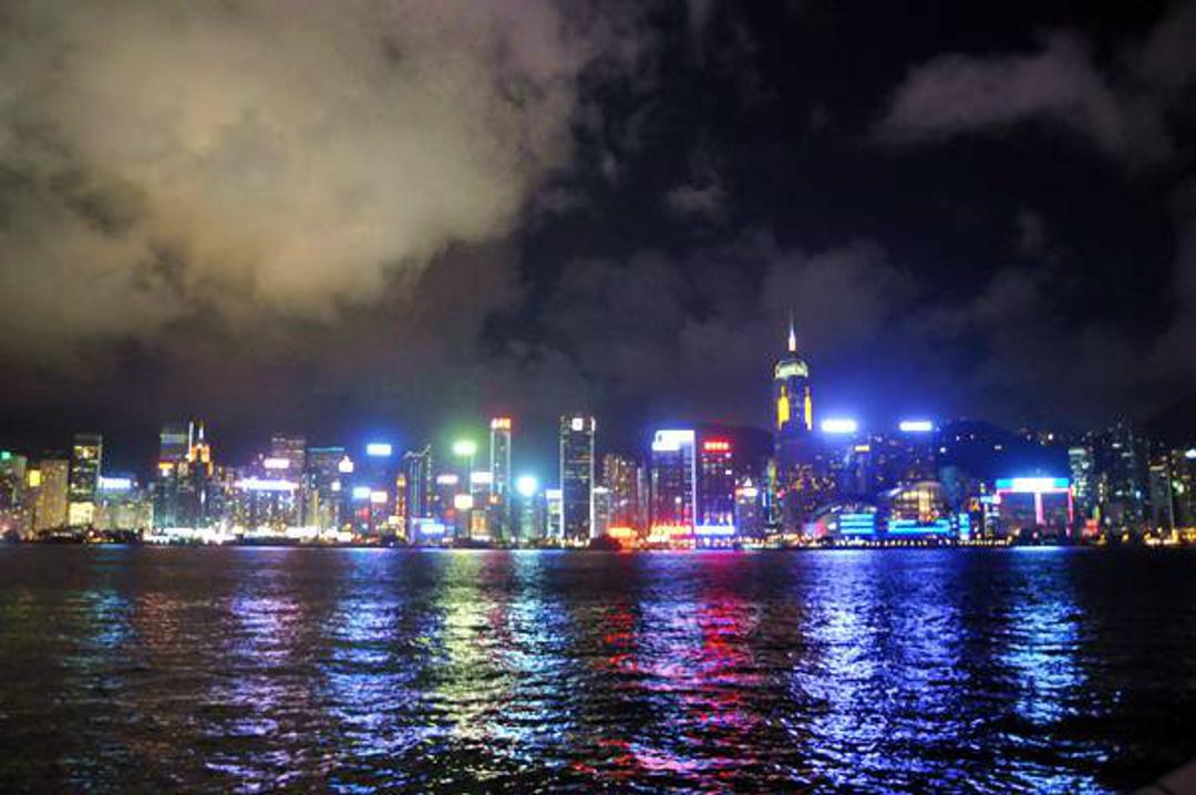怀念不如相见,香港,又见面啦~