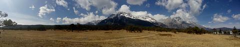 玉龙雪山旅游景点攻略图