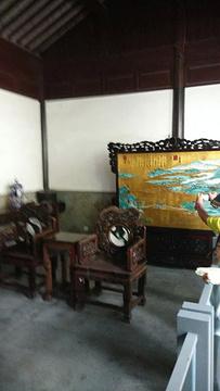 太平天国历史博物馆旅游景点攻略图