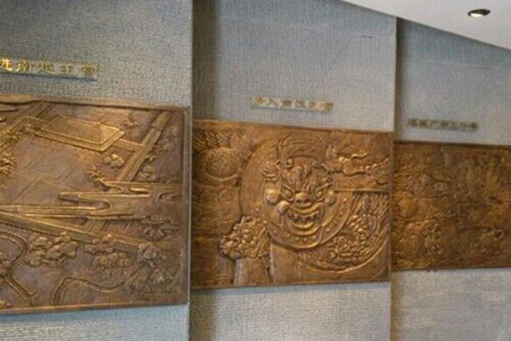 """""""博物馆有展品展览,有部分是原地保护的遗址,有部分开放参观_西汉南越王博物馆""""的评论图片"""
