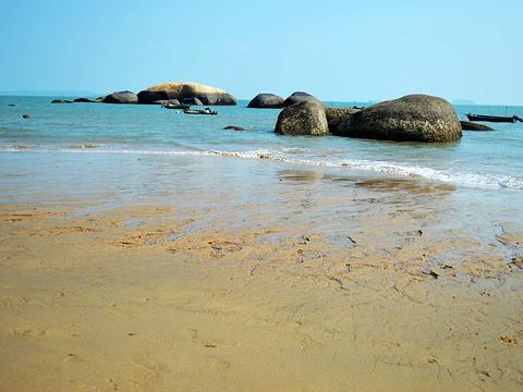 黄厝海滨旅游景点图片